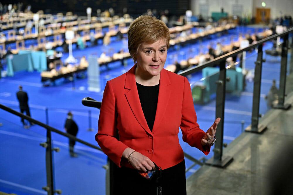 Read more about the article Selvstændighedspartier vinder flertal i Skotlands parlament