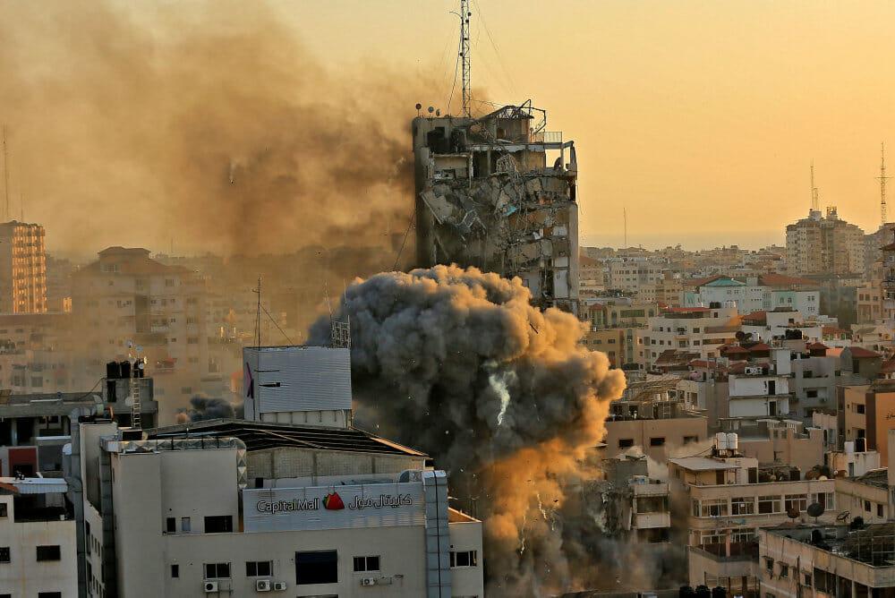 FN's udsending advarer om risiko for en voldsspiral i Mellemøsten