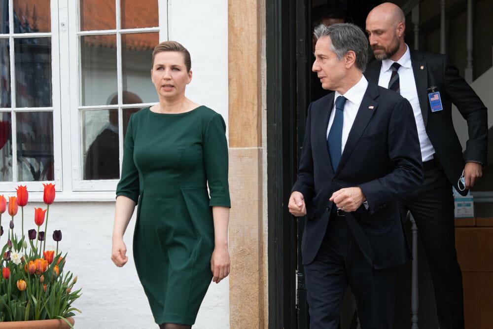 Udenrigsminister-besøg varsler ny æra i samarbejdet med USA