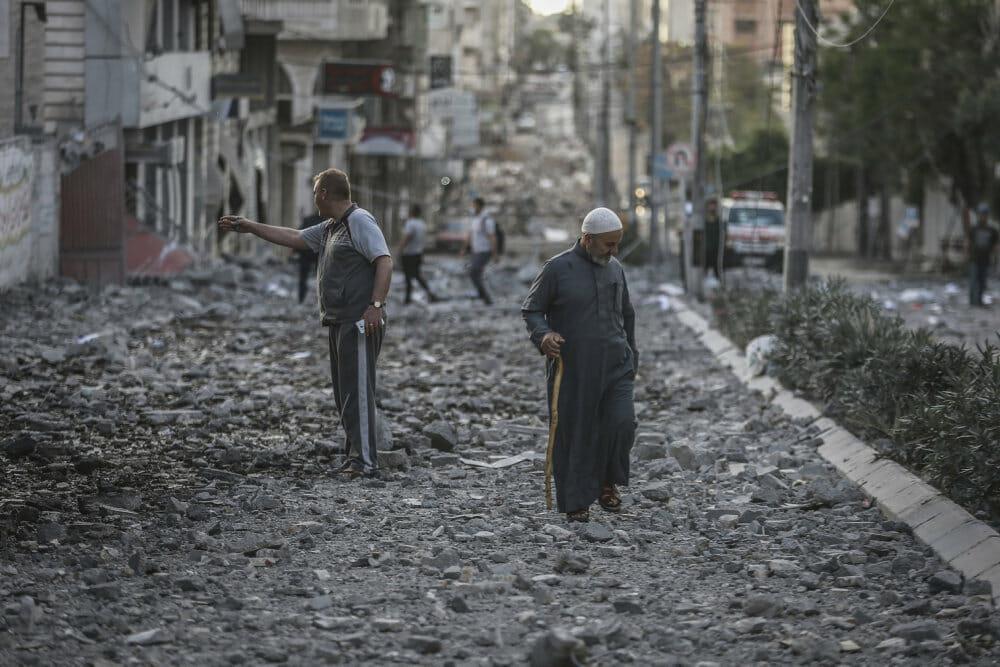 USA blokerer FN-erklæring om at stoppe kampe i Mellemøsten