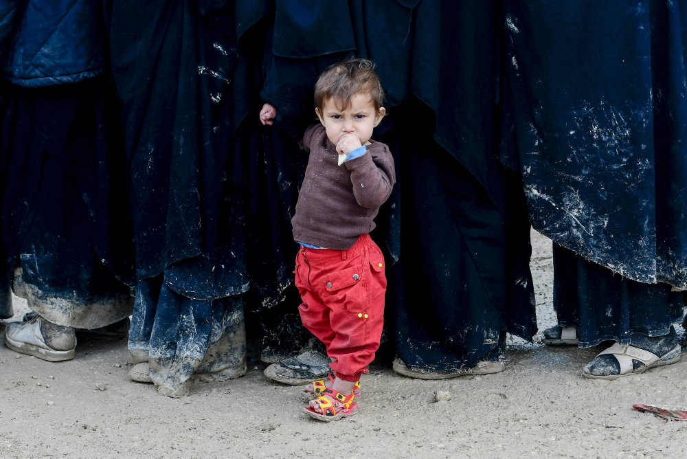 Uvist om de danske børn fra syriske fangelejre skal bo hos familie
