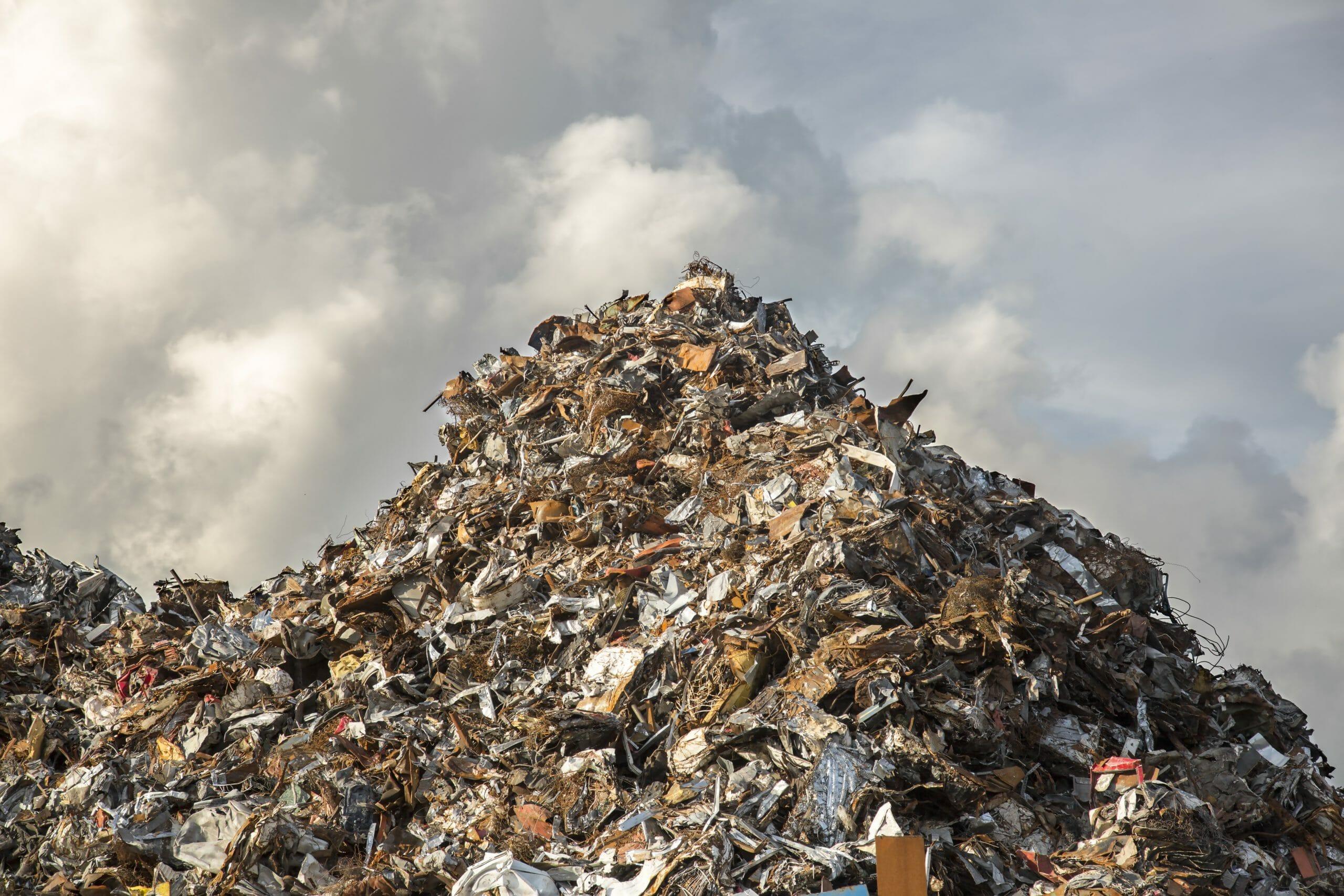 Danmark er kedelig europamester i affald. Nu skal det stoppe