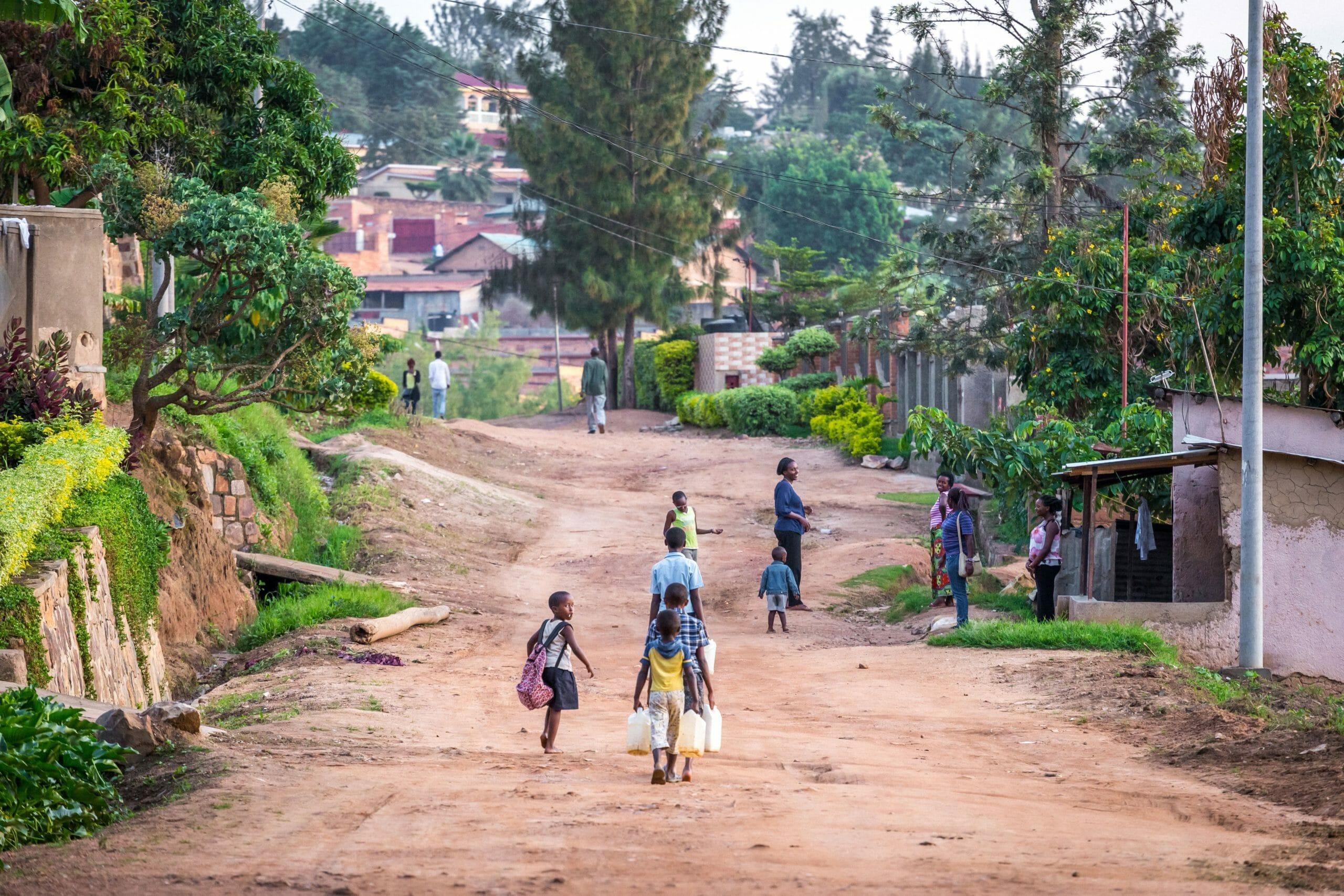 Det næste danske modtagecenter for asylansøgere kan ende i Rwanda