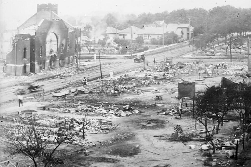 300 sorte blev dræbt under to mørke dage i USA's historie