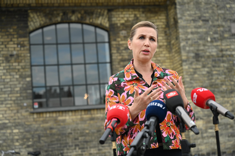 Statsminister Mette Frederiksen er tavs om nordisk kritik i spionsag