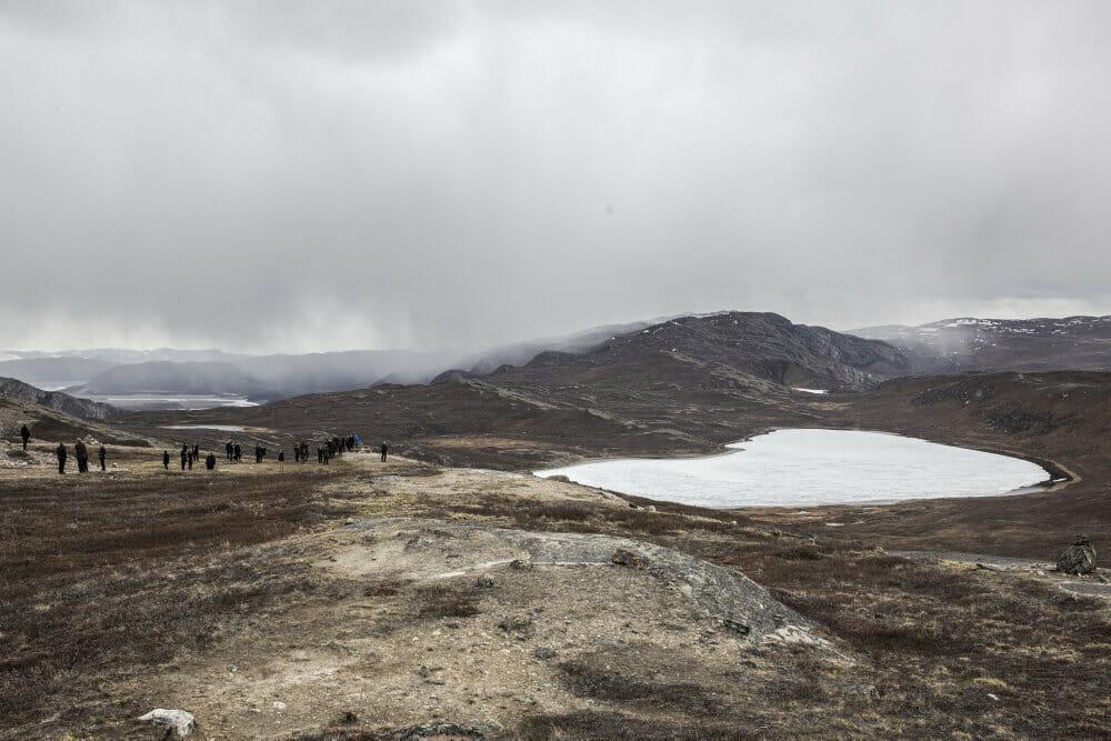 Read more about the article Danmark beskyldes for urent trav i fastholdelse af Grønland
