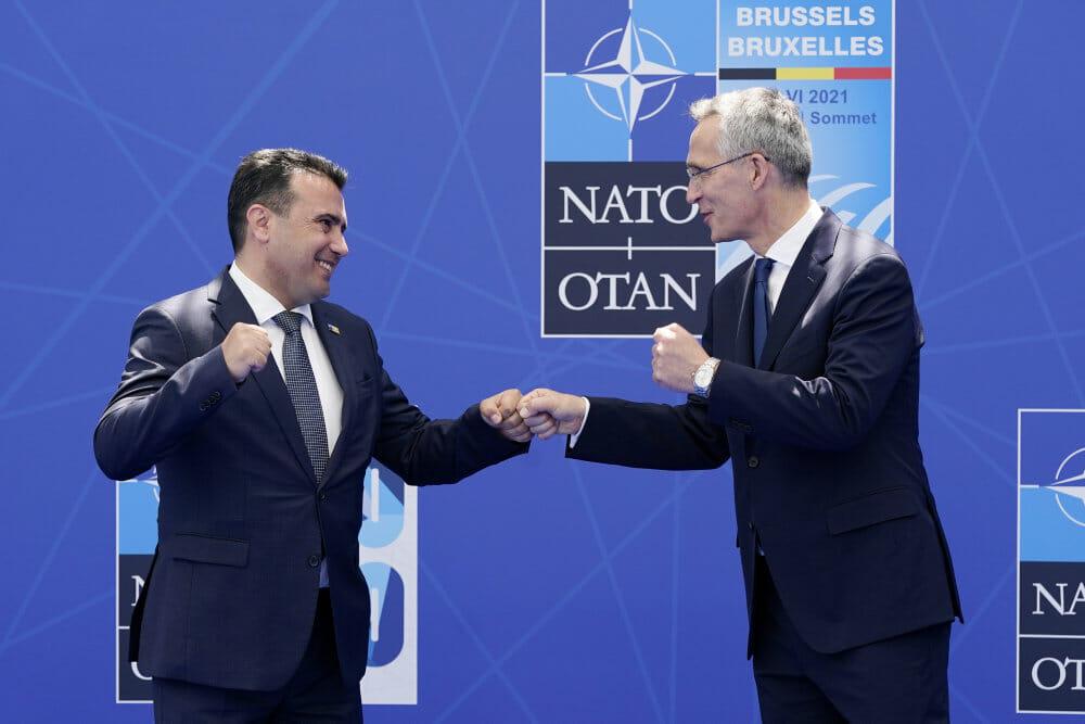 Nato udvider sin musketered til at omfatte rummet