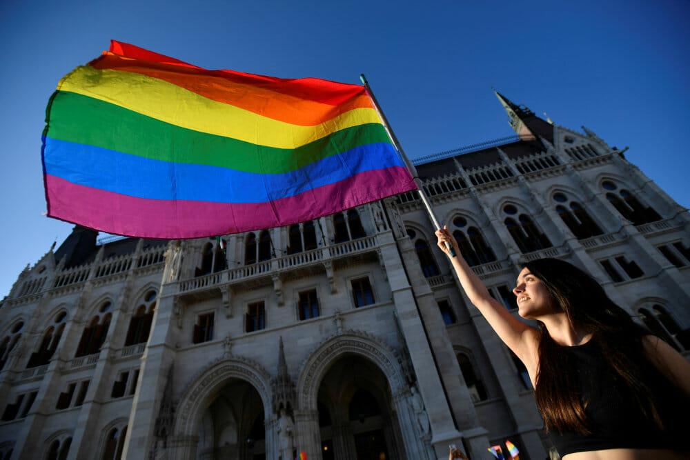 Read more about the article Tusindvis af ungarere kræver lov mod homoseksualitet droppet