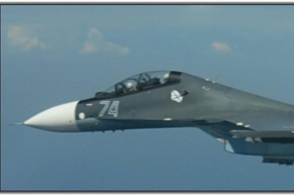 Russiske jagerfly afvist med vinge-vip over Bornholm