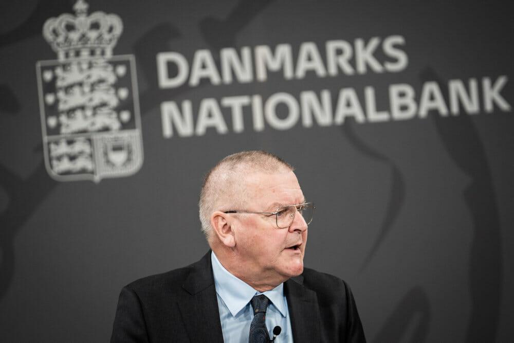 Read more about the article Nationalbanken ser nu lysere på dansk økonomi