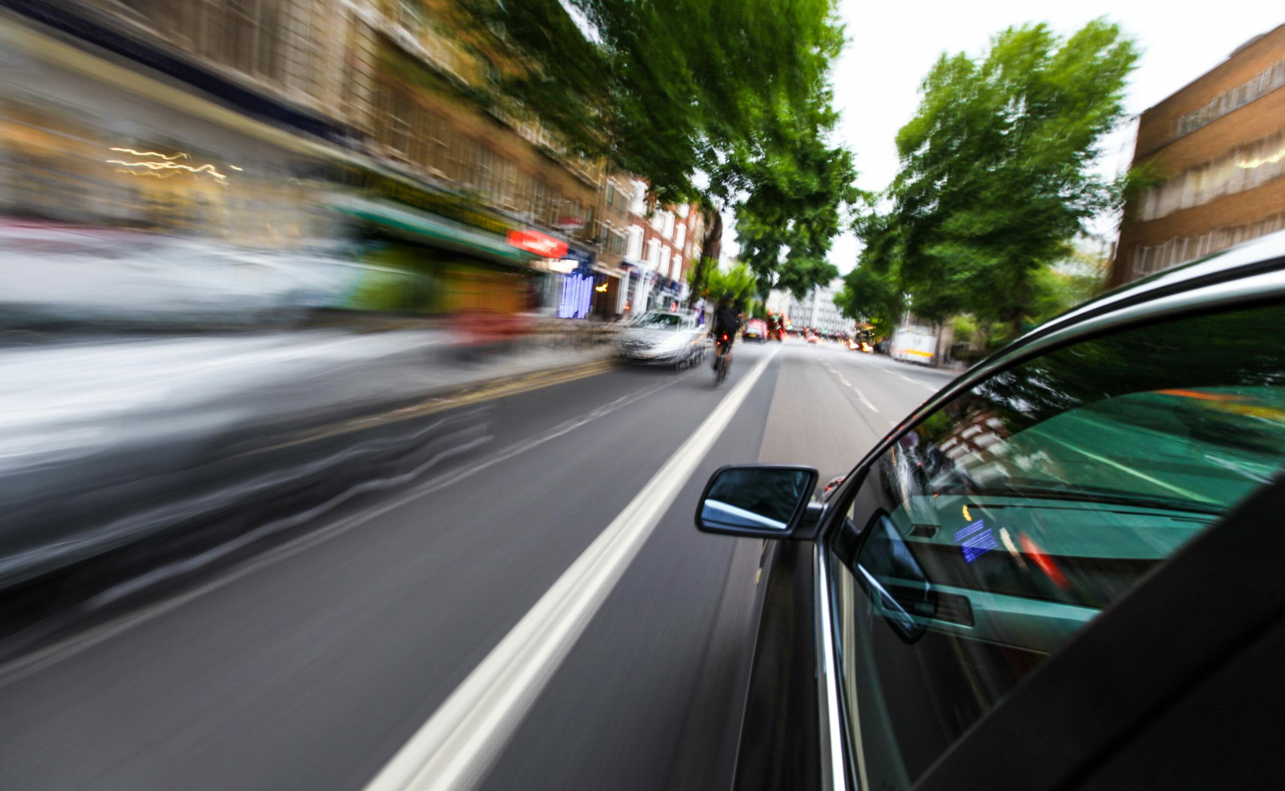 Read more about the article Politiet konfiskerer bil fra vanvidsbilists kæreste